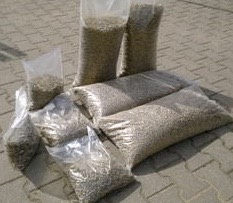 Bags of Bedding Product